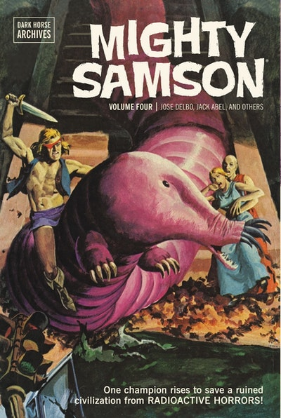 Mighty Samson Archives Volume 4