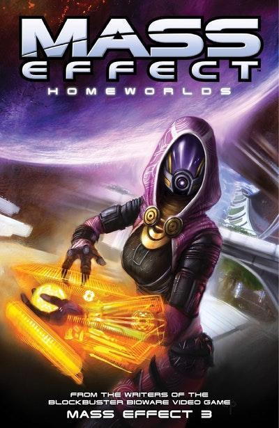Mass Effect Volume 4