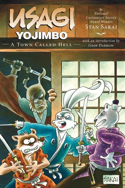 Usagi Yojimbo Volume 27