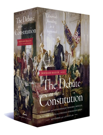 The Debate On The Constitution (Boxed Set)