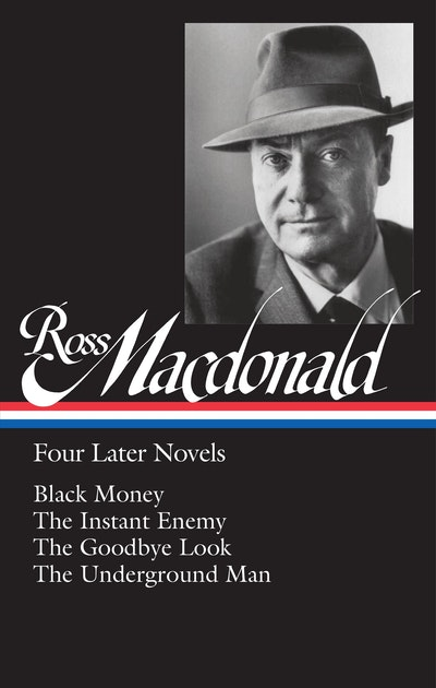 Ross Macdonald Four Later Novels