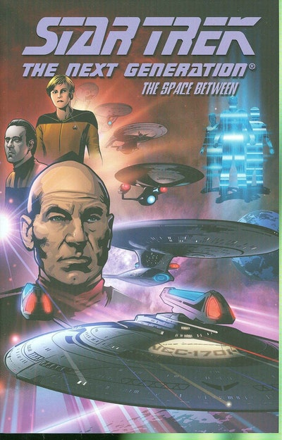 Star Trek The Next Generation - The Space Between