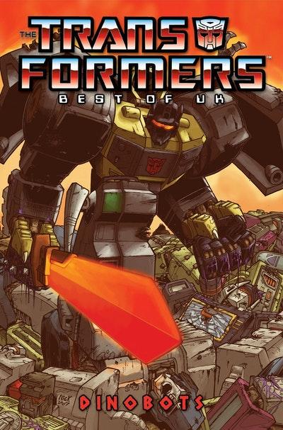 Transformers Best Of The UK - Dinobots