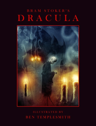 Dracula With Illustrations By Ben Templesmith