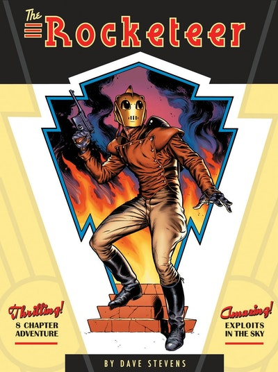 The Rocketeer The Complete Adventures
