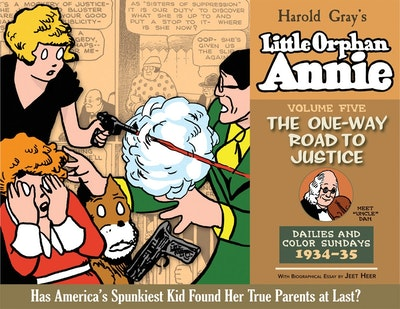Complete Little Orphan Annie Volume 5