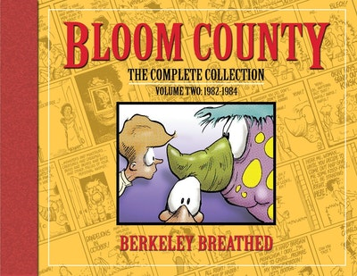 Bloom County The Complete Library, Vol. 2 1982-1984