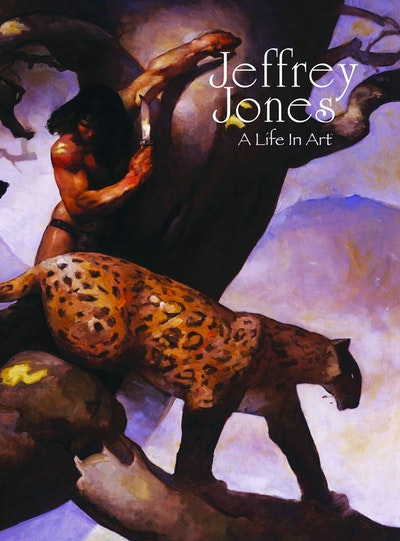Jeffrey Jones A Life In Art