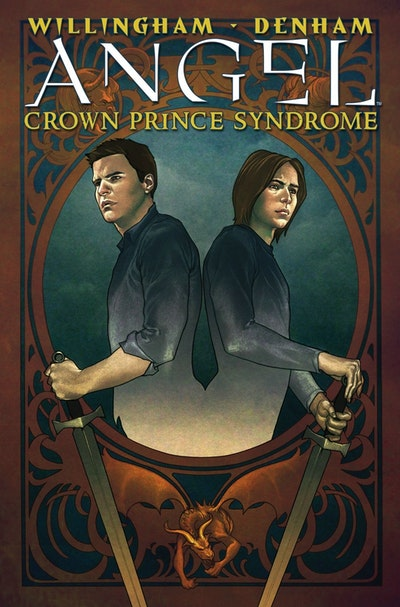 Angel Crown Prince Syndrome