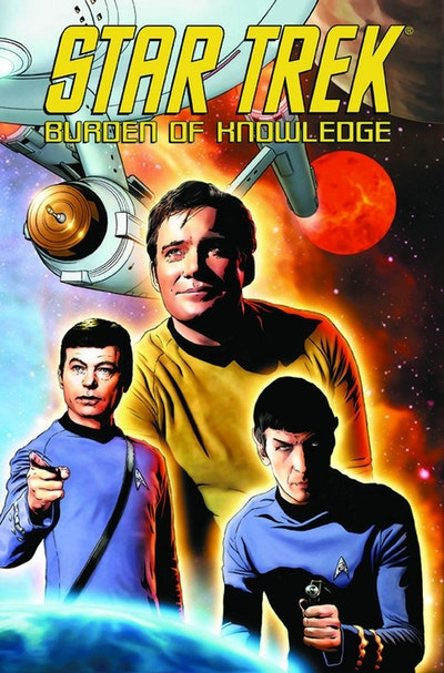 Star Trek Burden Of Knowledge