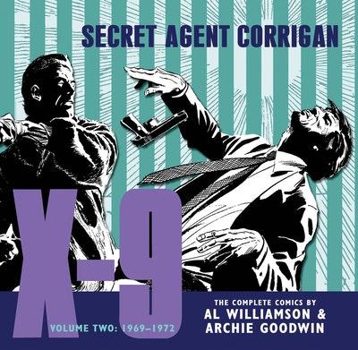 X-9 Secret Agent Corrigan Volume 2