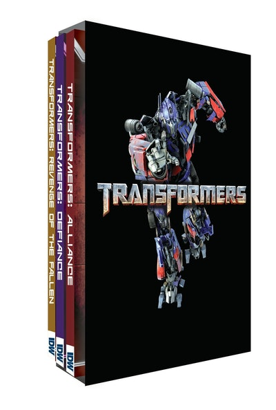 Transformers Movie Slipcase Collection Volume 2