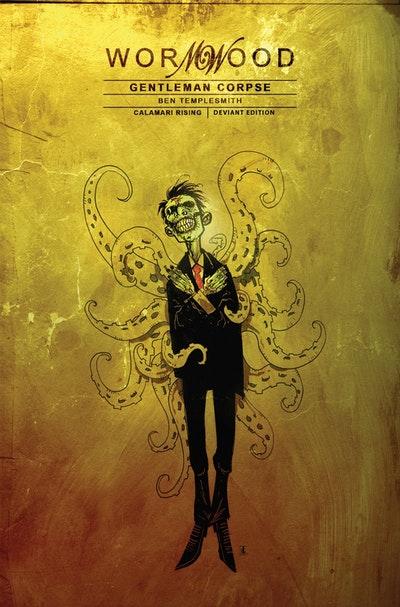 Wormwood, Gentleman Corpse Volume 3 Calamari Rising