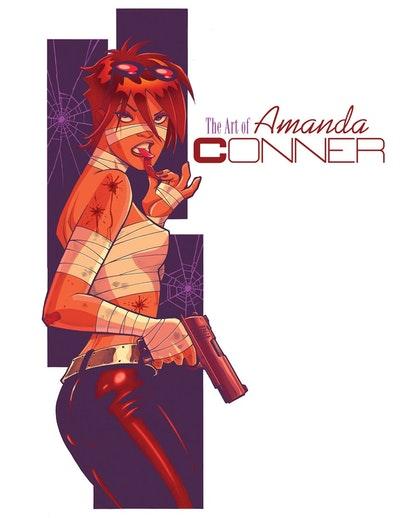 Art Of Amanda Conner Hc