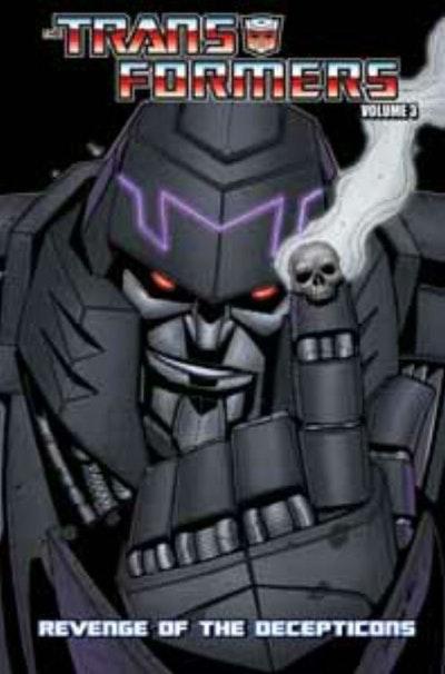 Transformers, Vol. 3 Revenge Of The Decepticons