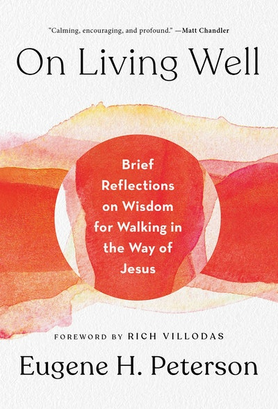 On Living Well