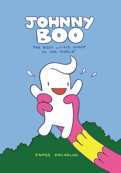 Johnny Boo Book 1 The Best Little Ghost In The World