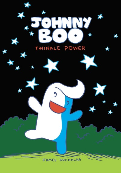 Johnny Boo Book 2 Twinkle Power