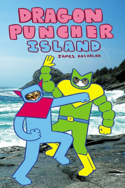 Dragon Puncher Book 2 Dragon Puncher Island