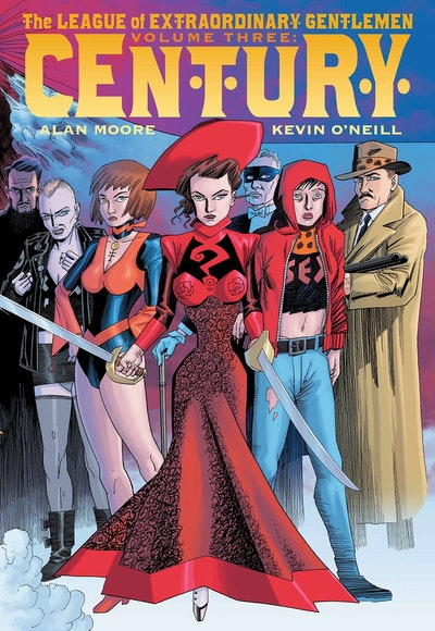 The League Of Extraordinary Gentlemen (Volume Iii) Century