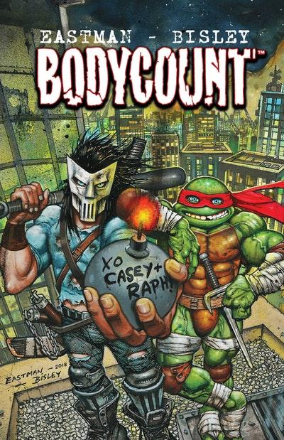 Teenage Mutant Ninja Turtles Bodycount