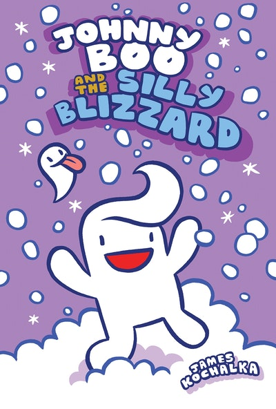 Johnny Boo and the Silly Blizzard (Johnny Boo Book 12)