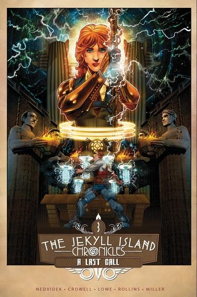 The Jekyll Island Chronicles (Book Three)