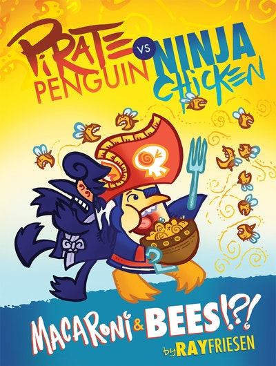Pirate Penguin vs Ninja Chicken Volume 3