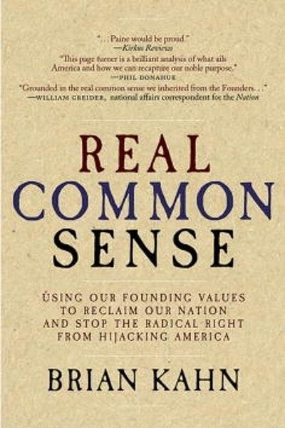 Real Common Sense