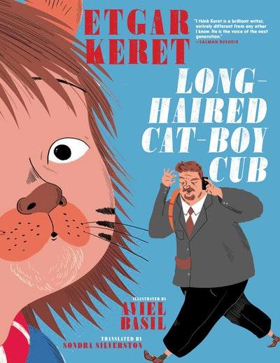 Long-Haired Cat-Boy Cub