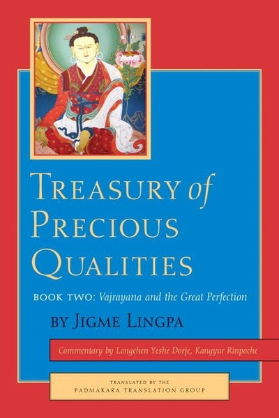 Treasury Of Precious Qualities Book Two