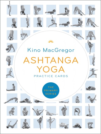 Ashtanga Yoga Practice Cards