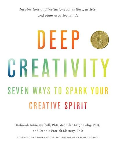 Deep Creativity
