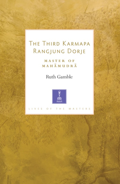 The Third Karmapa Rangjung Dorje