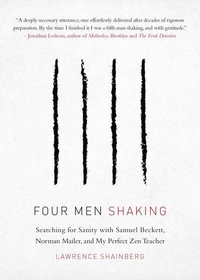 Four Men Shaking