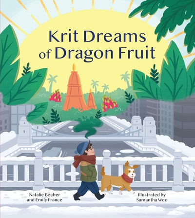 Krit Dreams of Dragon Fruit