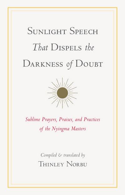 Sunlight Speech That Dispels the Darkness of Doubt