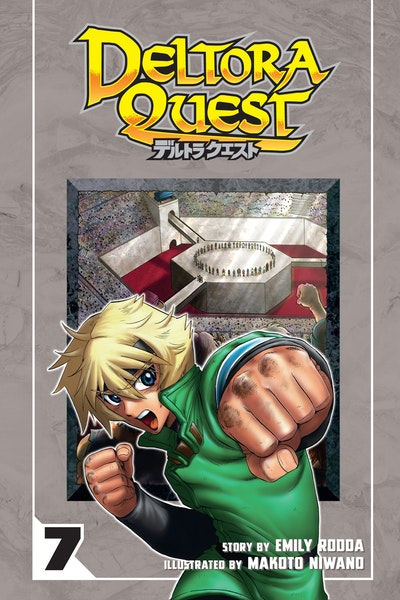 Deltora Quest 7