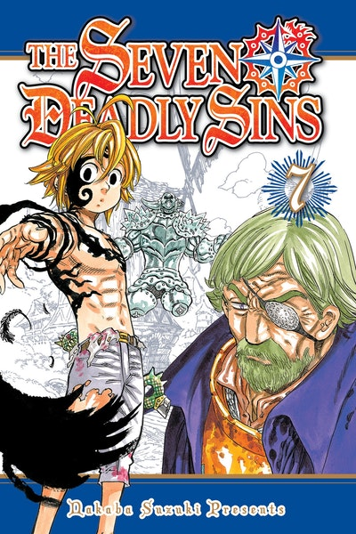 The Seven Deadly Sins 7