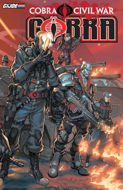 G.I. Joe Cobra Cobra Civil War Volume 1