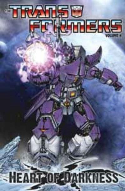 Transformers Vol. 4 Heart Of Darkness