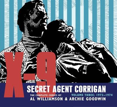 X-9 Secret Agent Corrigan Volume 3