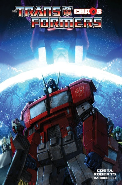 Transformers Volume 7 Chaos