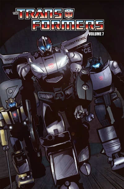 Transformers Volume 6 Chaos Police Action