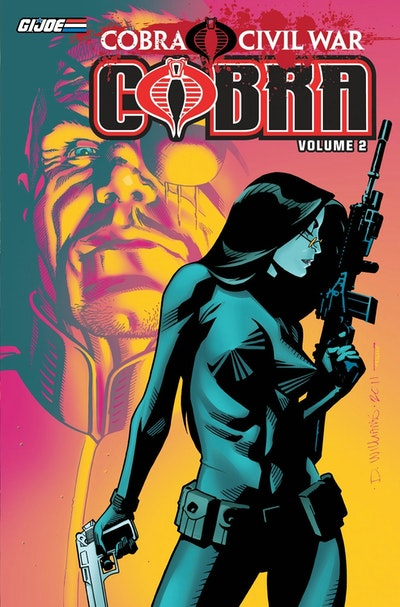 G.I. Joe Cobra Cobra Civil War Volume 2