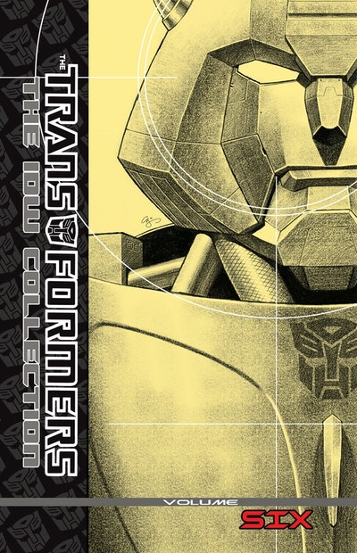 Transformers The Idw Collection Volume 6