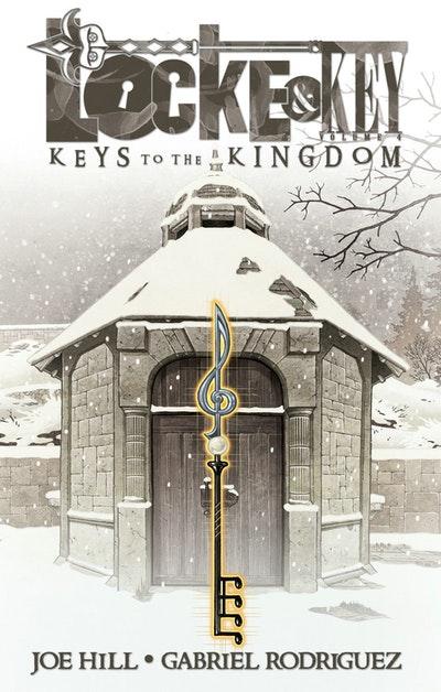 Locke & Key, Vol. 4 Keys To The Kingdom