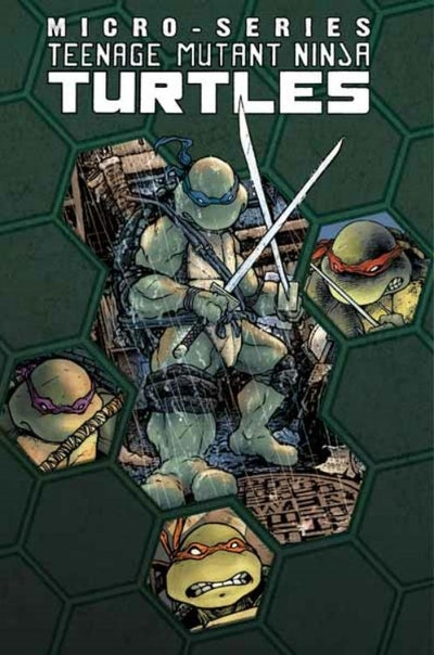 Teenage Mutant Ninja Turtles Micro Series Volume 1