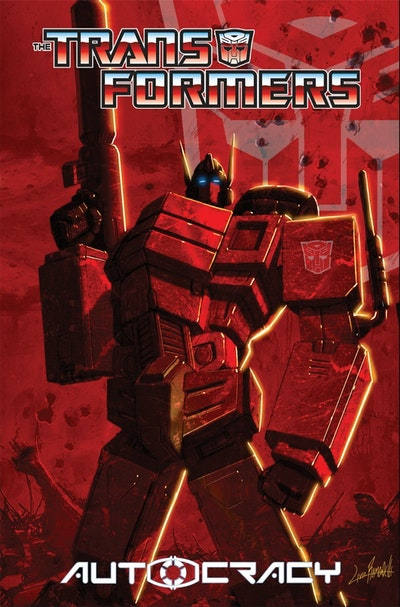 Transformers Autocracy