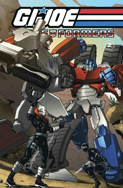 G.I. Joe/Transformers Crossover Vol. 2